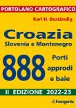 888 CROAZIA SLOVENIA MONTENEGRO