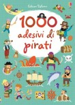 1000 ADESIVI DI PIRATI